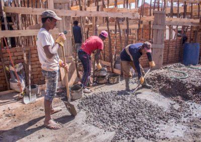 09 août 2018-préparation beton dalle