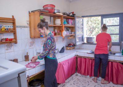 Maison d'hôtes Grandira - Cuisine